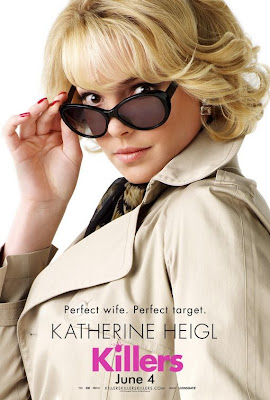 Katherine Heigl Killers poster