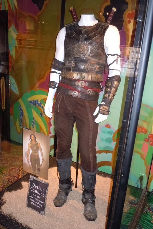 Jake Gyllenhaal Prince of Persia movie costume