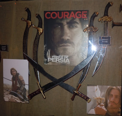 Prince of Persia sword props