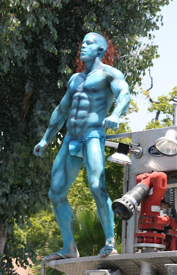 Buff bliue hunk WEHO Pride 2010