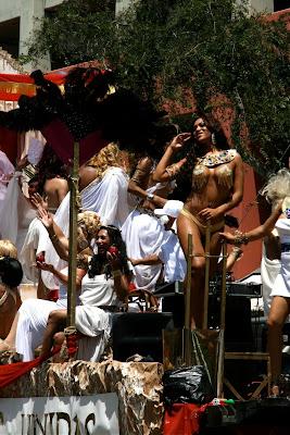 Transgender float WEHO Pride 2010