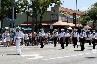 WEHO Gay Freedom Band Pride 2010