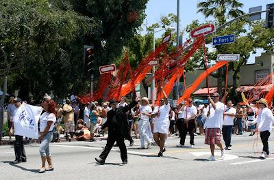 Religious support LA Pride 2010