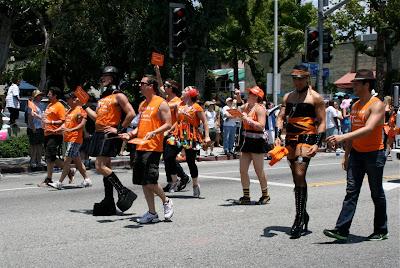 Trevor Project LA Pride 2010