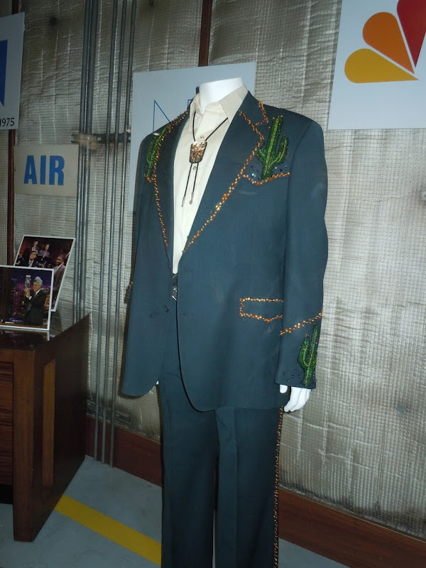 Jay Leno Country Music Awards outfit