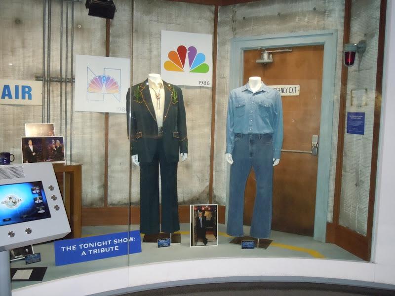 Jay Leno Tonight Show costumes