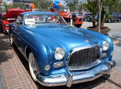 1954 Chrysler Ghia GS1