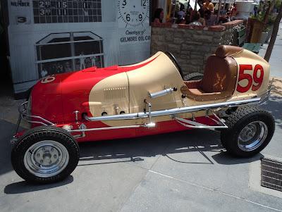 Gilmore Heritage Auto Show 2010 hotrod
