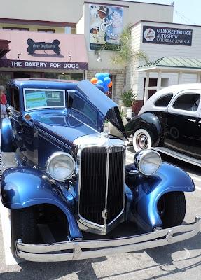 1932 Chrysler Victoria Coupe
