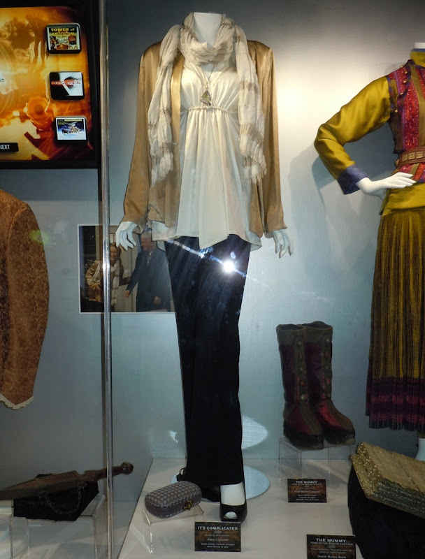 Meryl Streep's It's Complicated costume