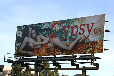 Gypsy 05 sexy fashion billboard