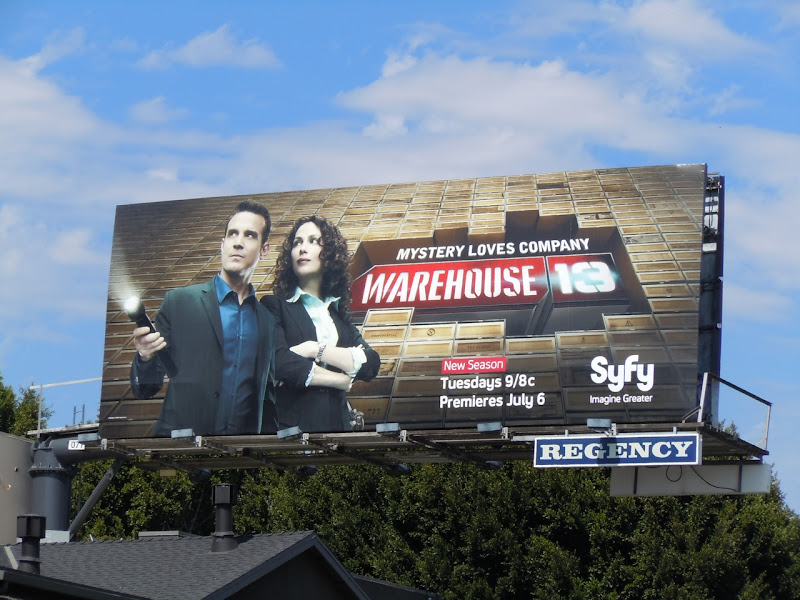 warehouse 13 season 2 billboard