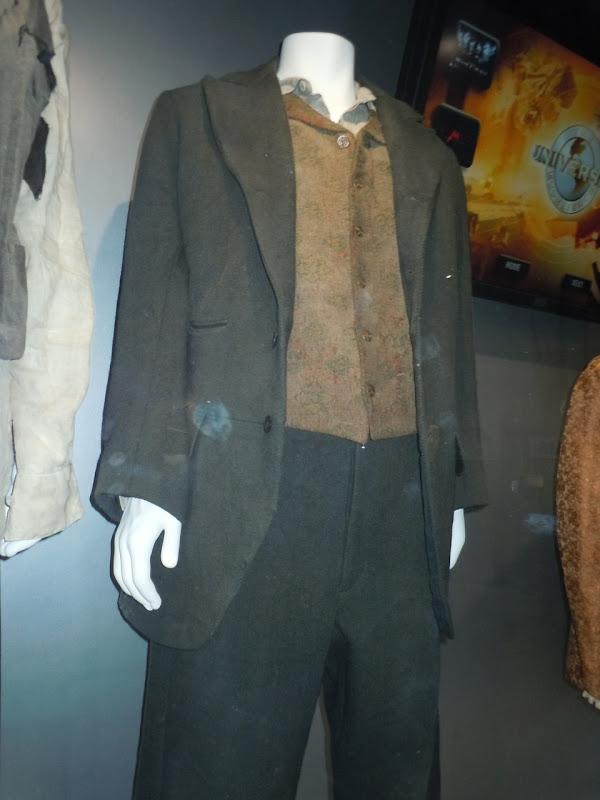 Anthony Hopkins The Wolfman costume