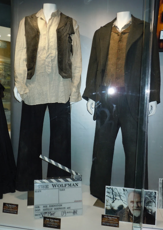 The Wolfman period costumes