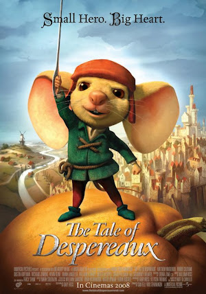 Pemain The Tale of Despereaux