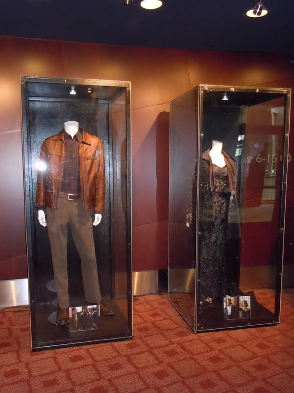 Original Inception film costumes