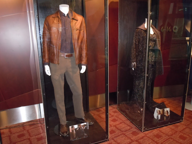 Original Inception movie costumes