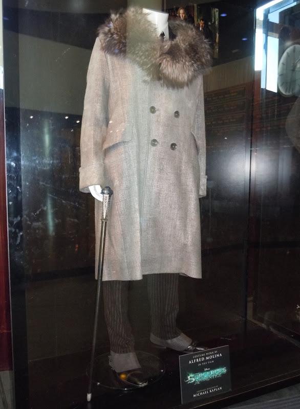 Alfred Molina Sorcerer's Apprentice Horvath costume