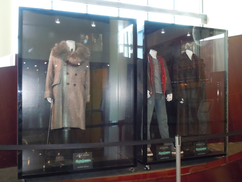 Original The Sorcerer's Apprentice movie costumes