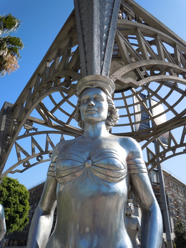 Dolores Del Rio Hollywood Gateway