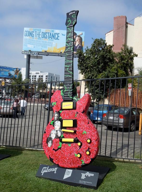 Guitartown Sunset Strip Runaways guitar