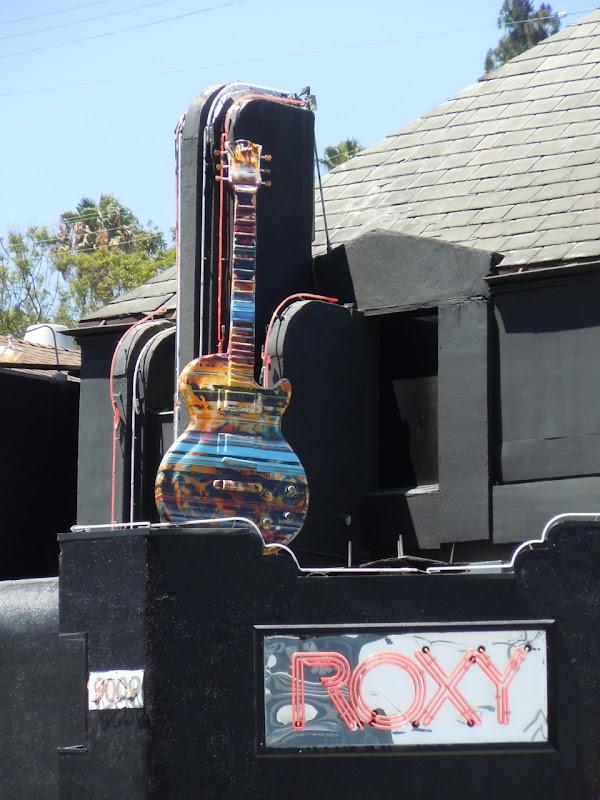 The Roxy Sunset Strip guitar