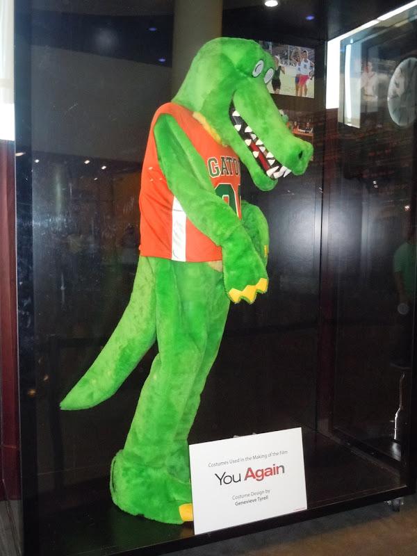 You Again Kristen Bell Gator costume
