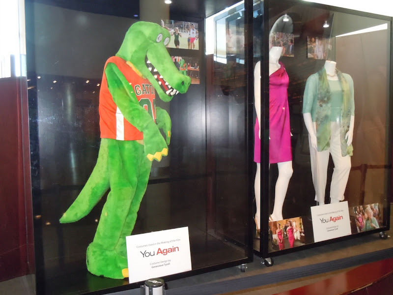 You Again movie costume display