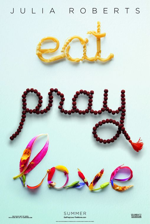 Eat Pray Love teaser poster