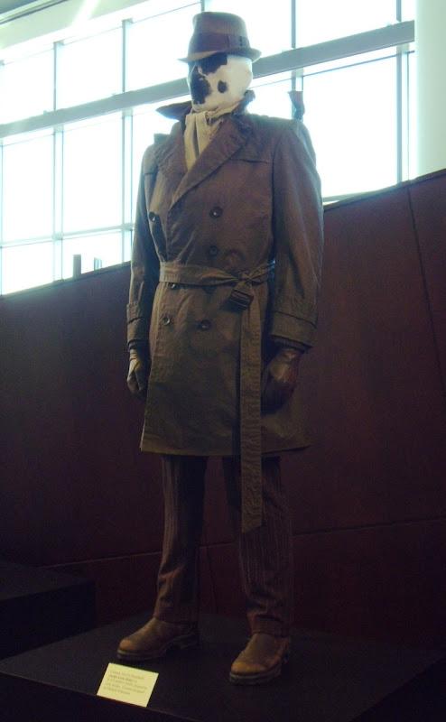 Rorschach Watchmen costume