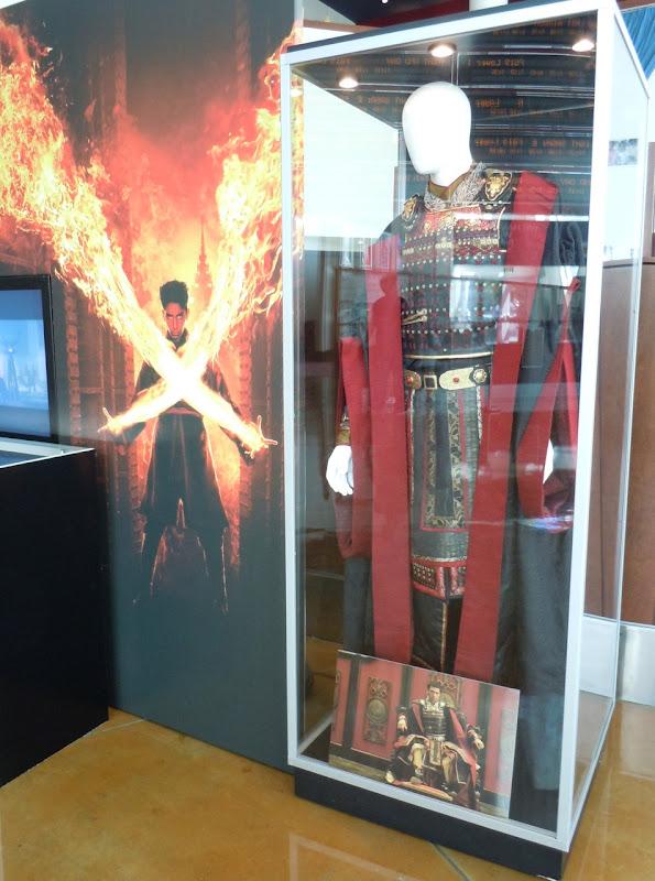 Last Airbender Firelord Ozai costume