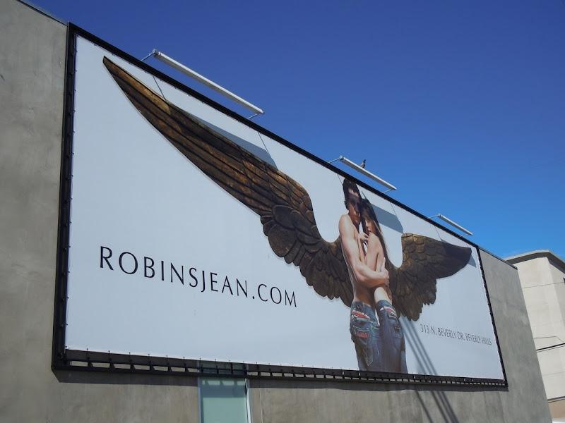 Jeans angels billboard