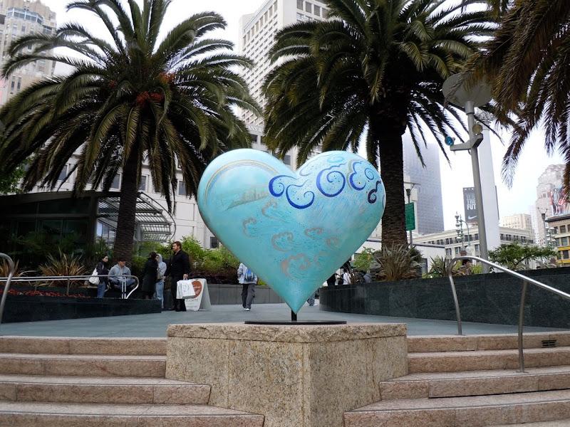 Hearts of San Francisco Keiko Nelson