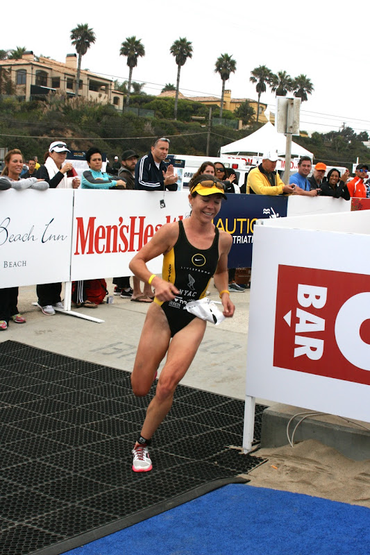 Laurel Wassner Malibu Triathlon winner 2010