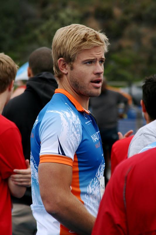 Trevor Donovan Malibu Triathlon 2010