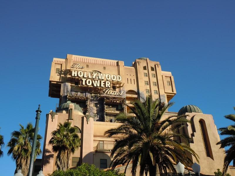 Disneyland Tower of Terror