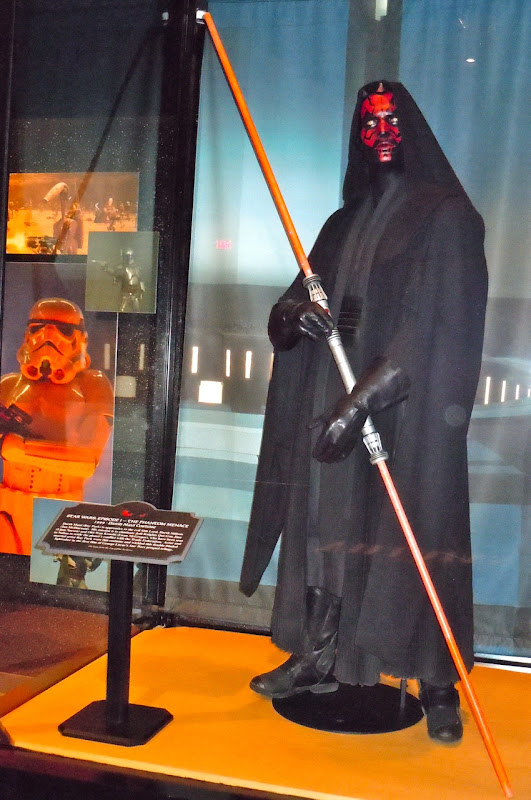 Star Wars Darth Maul outfit