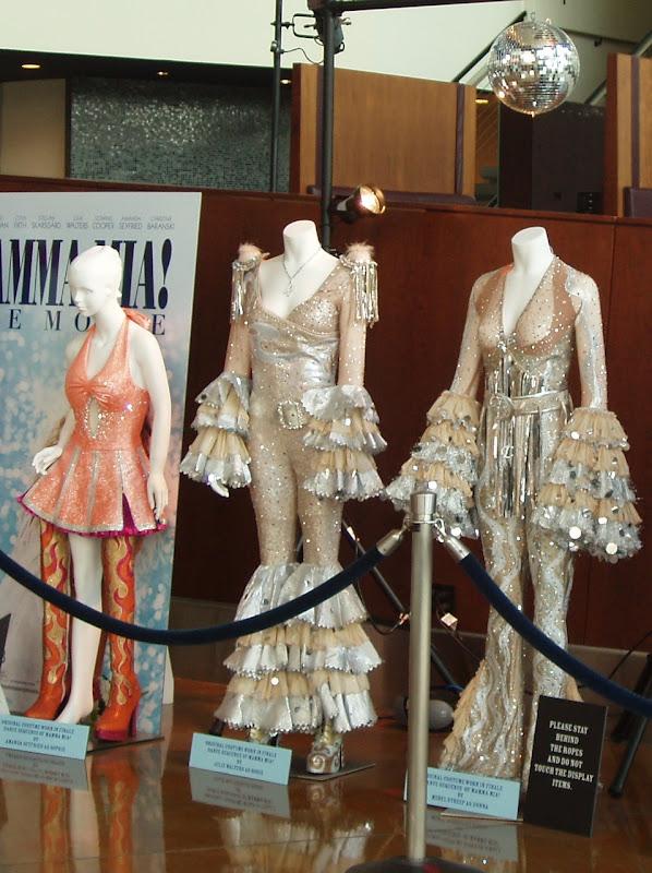 Mamma Mia ABBA costumes