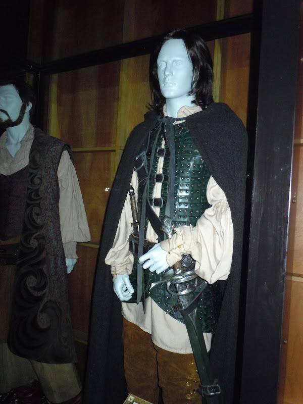 Ben Barnes Narnia Prince Caspian costume