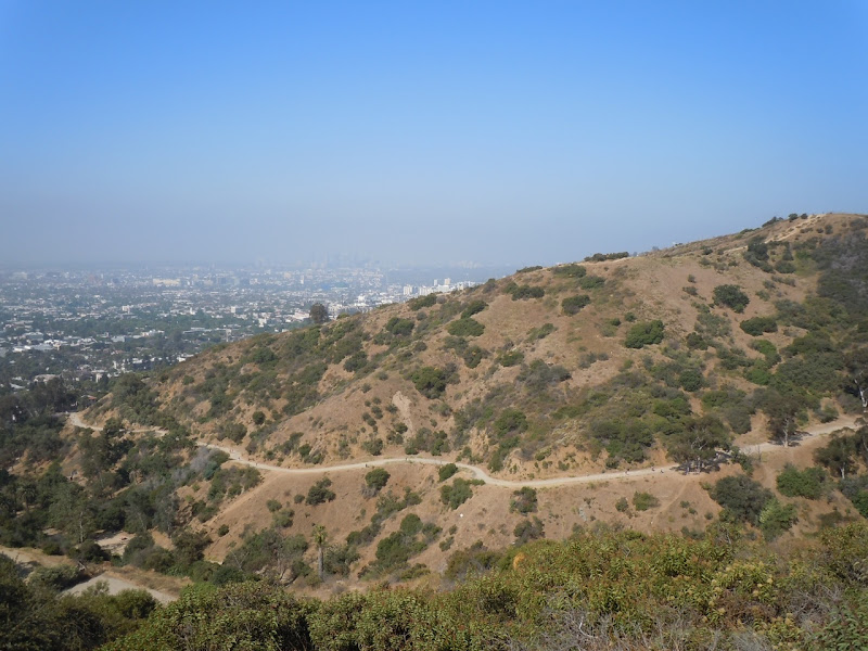 Runyon Canyon June 2010