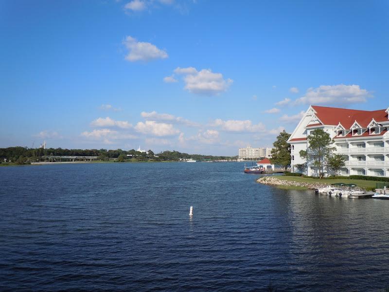 Disney Grand Floridian resort view