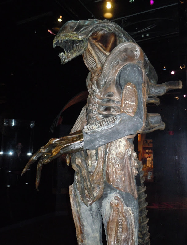 Alien costume from James Cameron's Aliens