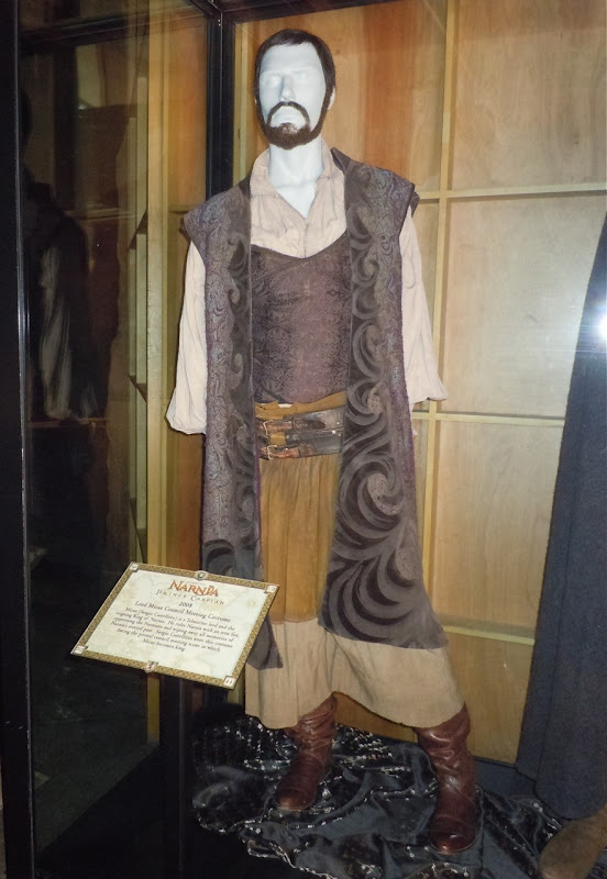 Lord Miraz costume Prince Caspian