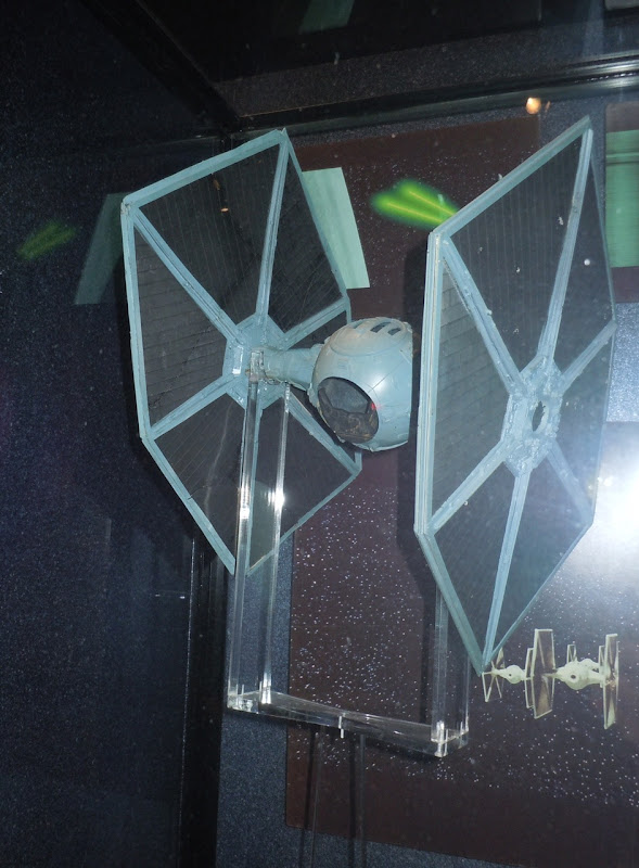 Original Star Wars TIE Fighter model
