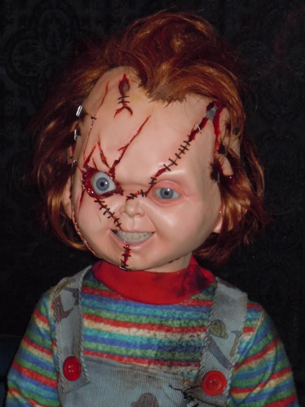 Chucky Tattoos