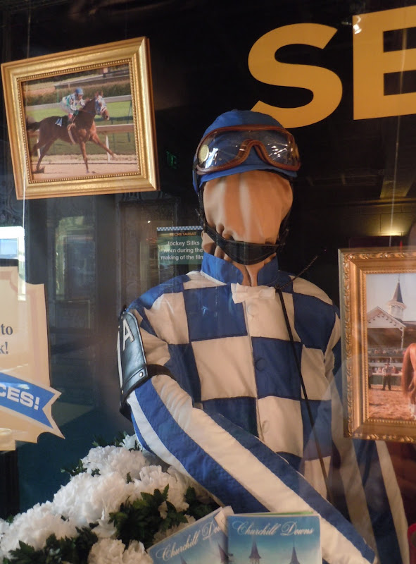 Secretariat Jockey Silks costume
