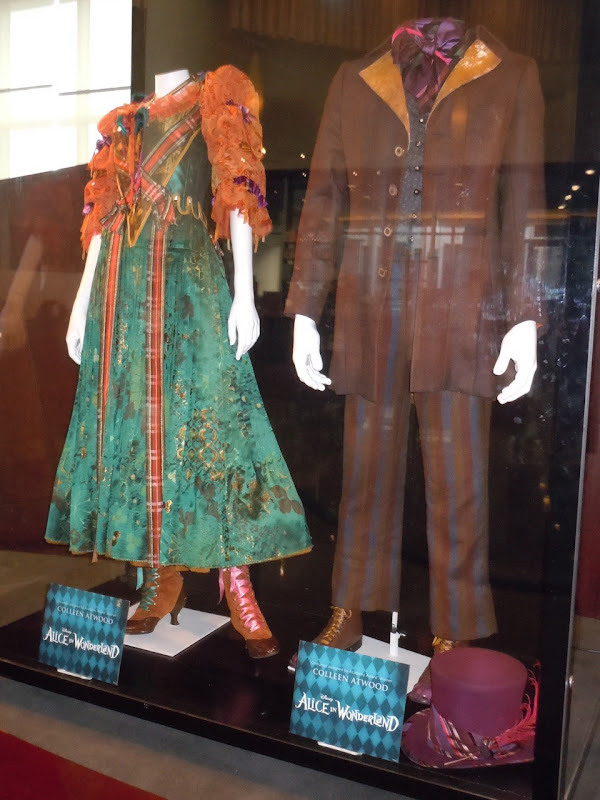 Original Alice in Wonderland film costumes