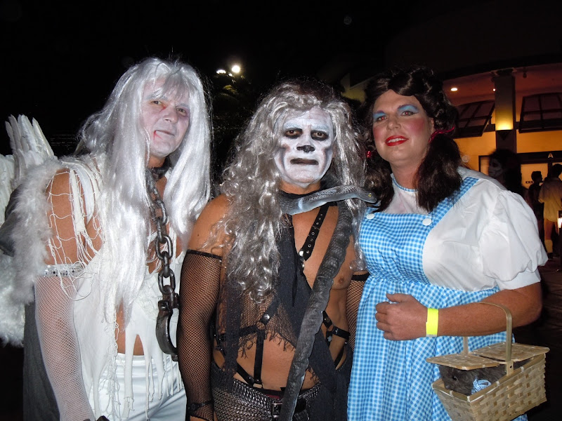 WEHO Halloween Friends of Dorothy 2010