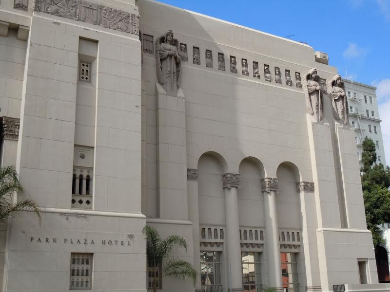 Park Plaza Hotel LA