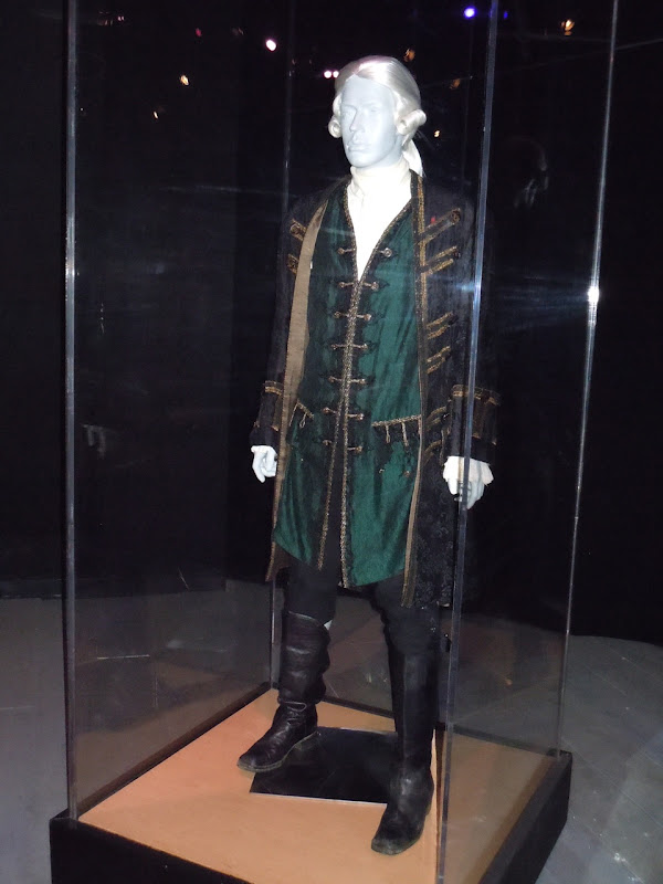 Pirates Lord Cutler Beckett movie costume